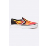 Vans - Tenisi copii Classic Slip On Flame Black multicolor 4941-OBK030
