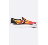 Vans - Tenisi copii Classic Slip On Flame Black multicolor 4941-OBK030
