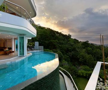 Paradisul de la Villa Beyond, Phuket, Thailanda