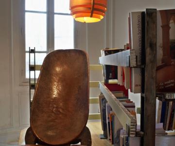 Noua moda la Paris- Duplex renovat de VMCF Atelier