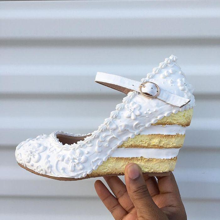 Pantofii cu aspect de prajituri, la mare moda in acest sezon - Poza 18