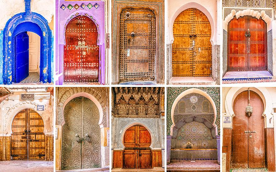 Usile multicolore ale Marocului - Poza 2
