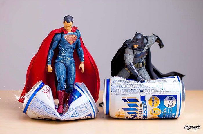 Supereroi adusi la viata, in ipostaze haioase - Poza 16