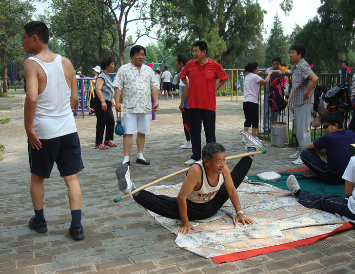 Cele mai ciudate lucruri care se pot intampla doar in China - Poza 14