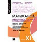Matematica. Breviar teoretic cu exercitii si probleme rezolvate clasa a XI-a