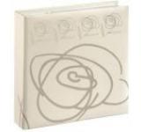 Album Foto Hama Wild Rose, Alb, 10 x 15 cm