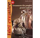 Ornamente din panglici pentru cadouri - Idei Creative 69