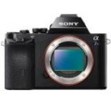 Aparat Foto Mirrorles Sony Alpha 7S, Body, 12.2 MP, Filmare Full HD (Negru)