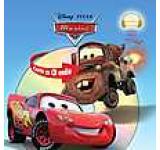Disney Pixar: Masini. Carte cu CD audio
