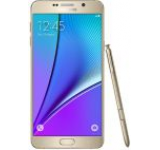 Telefon Mobil Samsung Galaxy Note 5, Procesor Octa-Core 1.5GHz / 2.1GHz, Super Amoled Capacitive touchscreen 5.7inch, 4GB RAM, 32GB Flash, 16MP, Wi-Fi, 4G, Dual Sim, Android (Auriu)