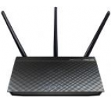 Router Wireless ASUS RT-AC66U, Dual-Band AC1750, Gigabit, IEEE 802.11ac, IEEE 802.11a/b/g/n
