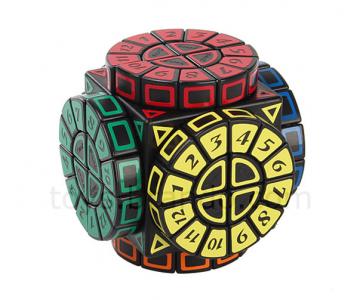 Noul cub Rubik are discuri