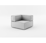 Element modular de colt NOi Grey