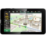 Sistem de navigatie Prestigio GeoVision Tour, TFT Capacitive touchscreen 7inch, Procesor Dual-Core 1.3GHz, 512MB RAM, 4GB Flash+Card 16GB, Bluetooth, Wi-Fi, 3G, Android (Negru)