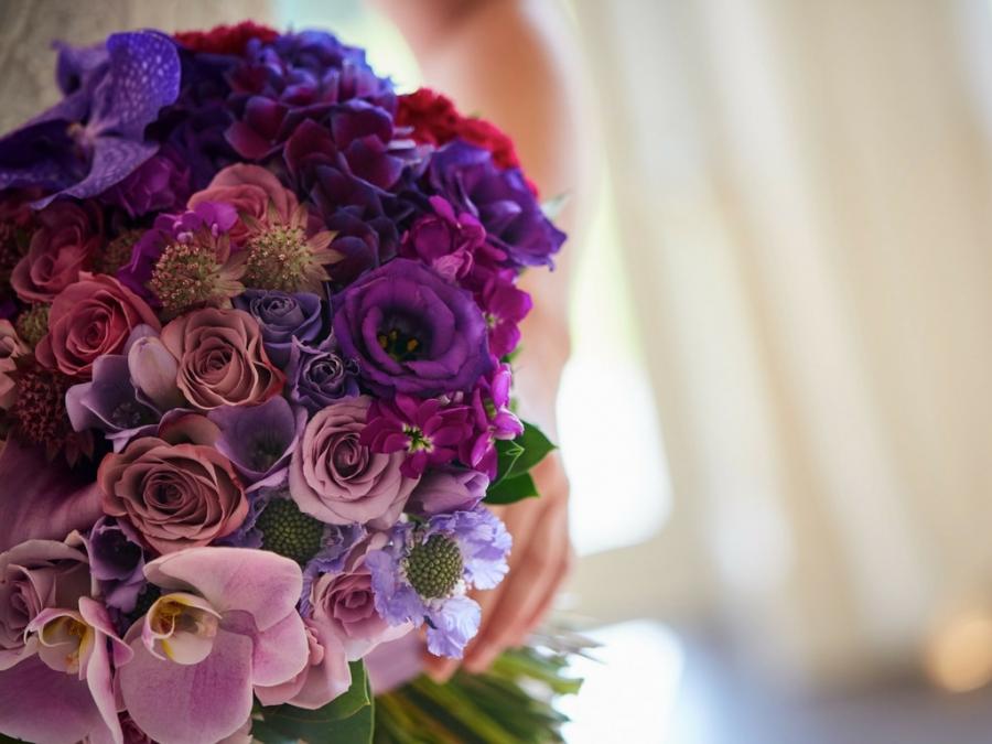 Pentru o nunta de vis: Tendintele anului 2018 in materie de flori - Poza 1