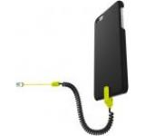 Protectie spate cu sistem de siguranta KENU Highline pentru Apple iPhone 6 Plus/6S Plus (Negru)