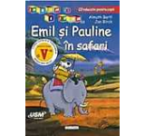 Emil si Pauline in safari