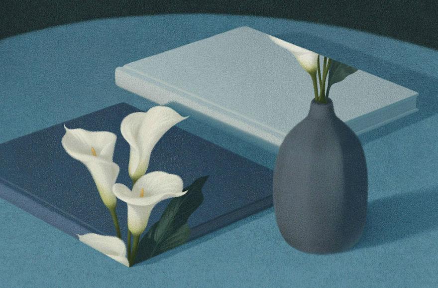 Capodopere literare, in ilustratii suprarealiste - Poza 14