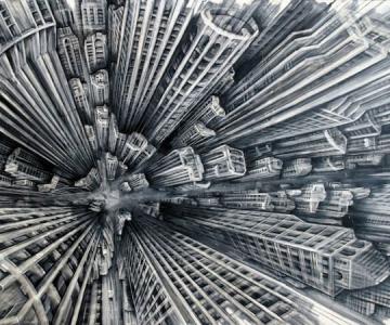 Picturi care provoaca vertij, de Fabio Giampietro