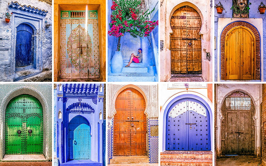 Usile multicolore ale Marocului - Poza 1