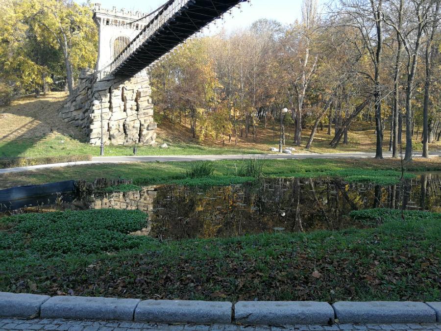Parcul Nicolae Romanescu: Minunea verde din Banie, in poze superbe - Poza 20