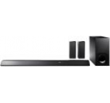 Sistem Home Cinema Sony HT-RT5, Blu-Ray, 4K, Bluetooth, NFC