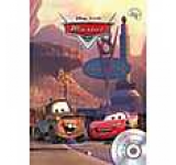 Set carte + jucarie-carssmall magnetic scribbler/ disney pixar-cars small magnetic scribbler