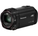 Camera Video Panasonic HC-VX980, Filmare Ultra HD 4K, Zoom Optic 20x (Negru)