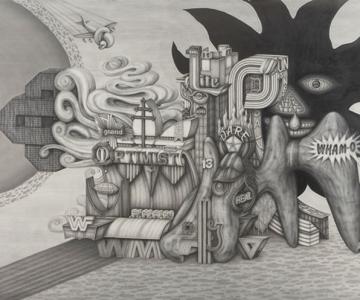 Filosofii, text, desene de Frank Magnotta