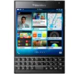 Telefon Mobil BlackBerry Passport, Procesor Quad-Core 2.26GHz, IPS LCD Capacitive touchscreen 4.5inch, 3GB RAM, 32GB Flash, 13MP, Wi-Fi, 4G, BlackBerry 10.3 (Negru)