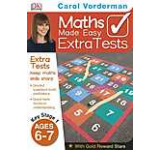 Maths Made Easy Extra Tests Age 6-7