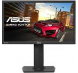Monitor Gaming IPS LED ASUS 23.6inch MG24UQ, 4K (3840 x 2160), HDMI, DisplayPort, 4 ms, Boxe, Pivot (Negru)