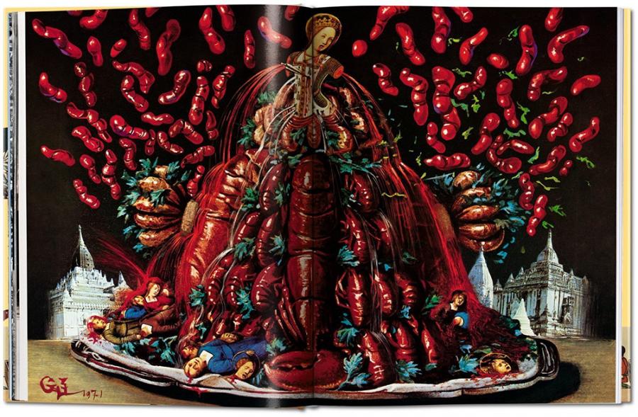 Reteta zilei, cu Salvador Dali: Bizarerii culinare delicioase - Poza 4