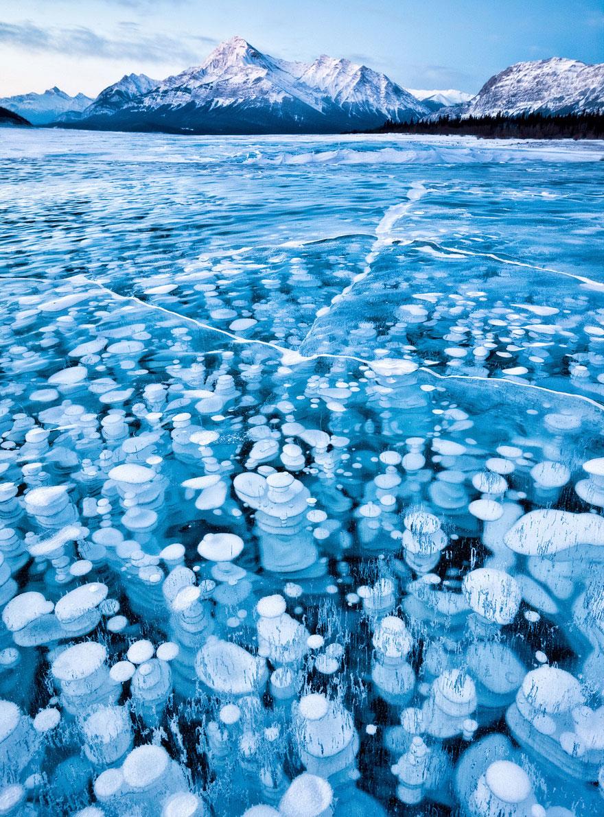 Cele mai frumoase peisaje de iarna - Poza 10
