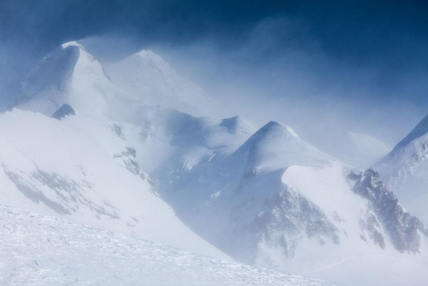 Maretia Alpilor pe timp de iarna - Poza 15