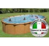 Piscina New Plast Kit Wood Pool 950/H132