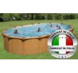 Piscina New Plast Kit Wood Pool 950/H132