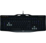 Tastatura Logitech Gaming G105, Iluminata