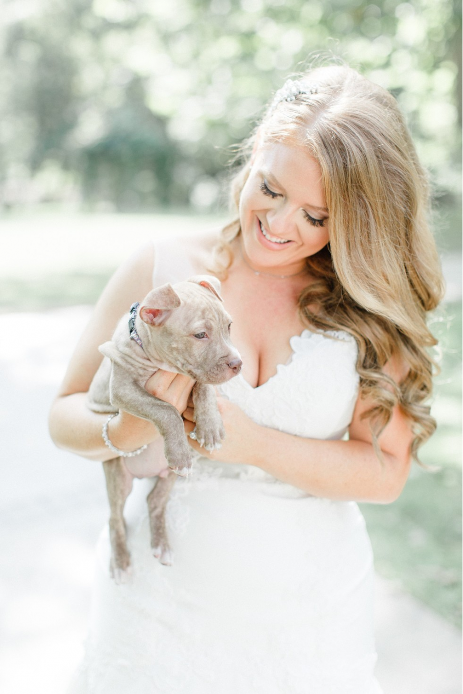 Cum arata imaginile de la nunta unui cuplu iubitor de animale? - Poza 3