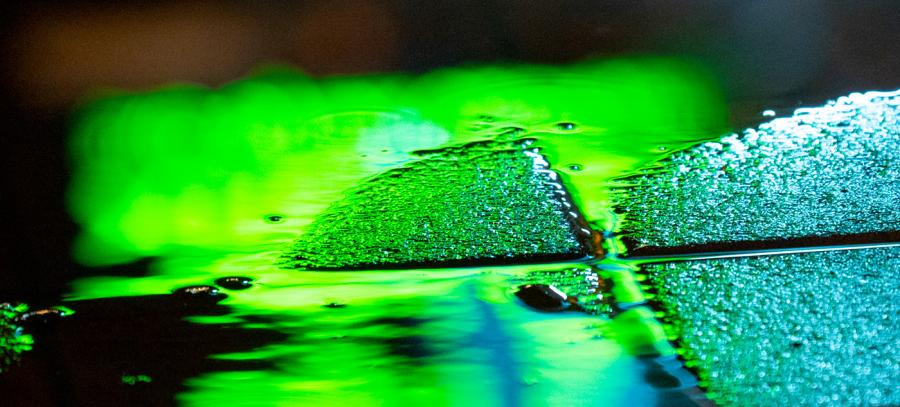 Nuantele picaturilor de ploaie, in poze fermecatoare - Poza 3