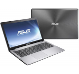 "ASUS Laptop ASUS X550CC-XX086D (Procesor Intel® Core™ i3-3217U (3M Cache, 1.80 GHz), 15.6"", 4GB, 500GB, nVidia GeForce GT 720M@2GB, USB 3.0, HDMI, Gri inchis) Laptopuri"