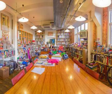 Cel mai creativ birou din lume, al lui Paul Smith