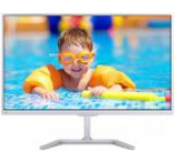 Monitor LED Philips 23.6inch 246E7QDSW/00, Full HD (1920 x 1080), MHL-HDMI, VGA, DVI, 5 ms (Alb)