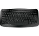 Tastatura Microsoft Wireless Arc (Negru)