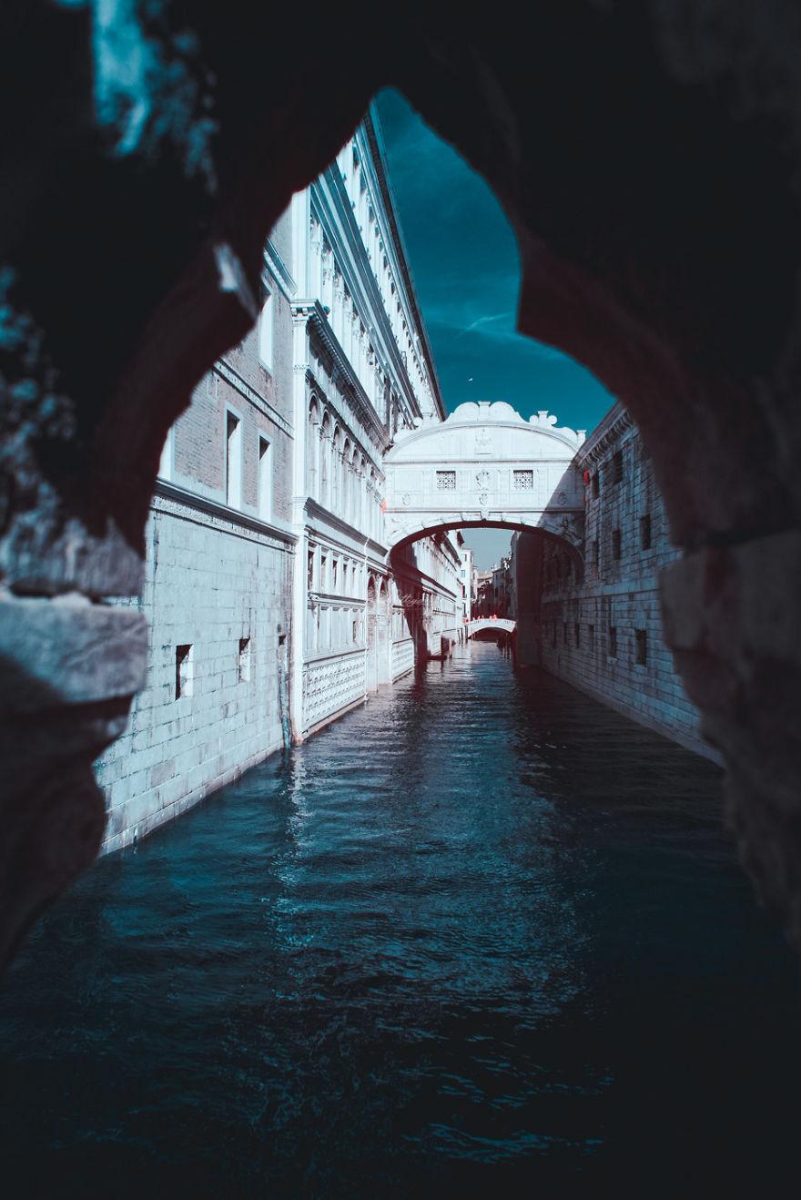 Lumea in infrarosu, intr-un set de fotografii superbe - Poza 5