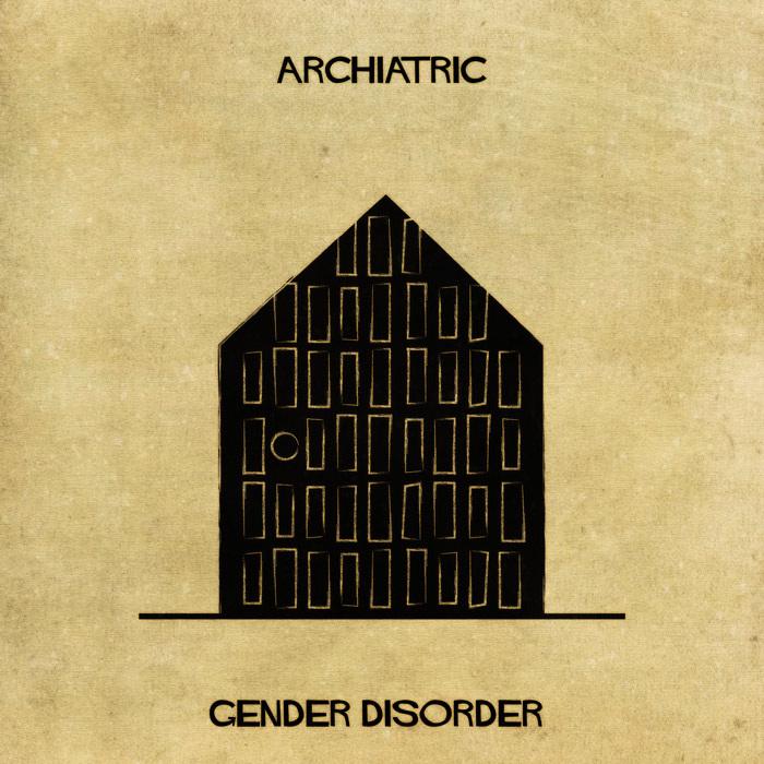 Afectiunile mentale explicate cu ajutorul arhitecturii - Poza 16