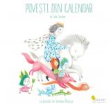 Iulia Iordan - Povesti din calendar. Carte ilustrata pentru copii