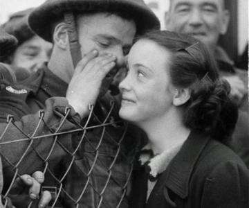 Intensitatea romantismului din timpul razboaielor