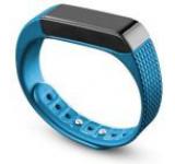Bratara Fitness Cellularline EasyFit Touch, Notificari inteligente, Monitorizeaza caloriile consumate, pasii, distanta parcursa, timpul de antrenament si somnul (Albastru)