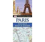 DK Eyewitness Pocket Map and Guide: Paris